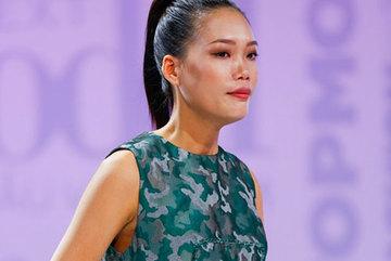 Thí sinh Next Top bị loại vì chống đối Ban giám khảo