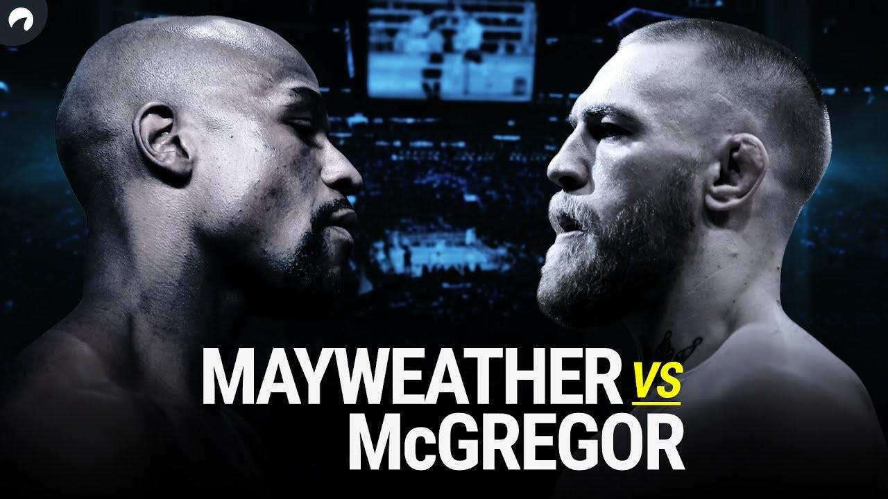 Link xem trực tiếp Mayweather vs McGregor, 10h00 ngày 27/8