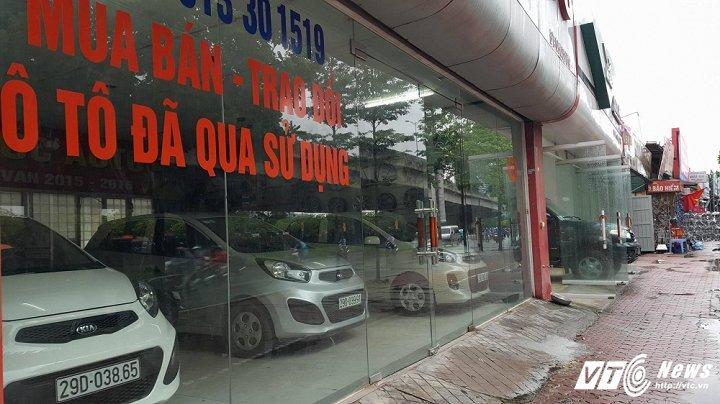 Ô tô cũ nhập khẩu hết đường về Việt Nam vì lý do này