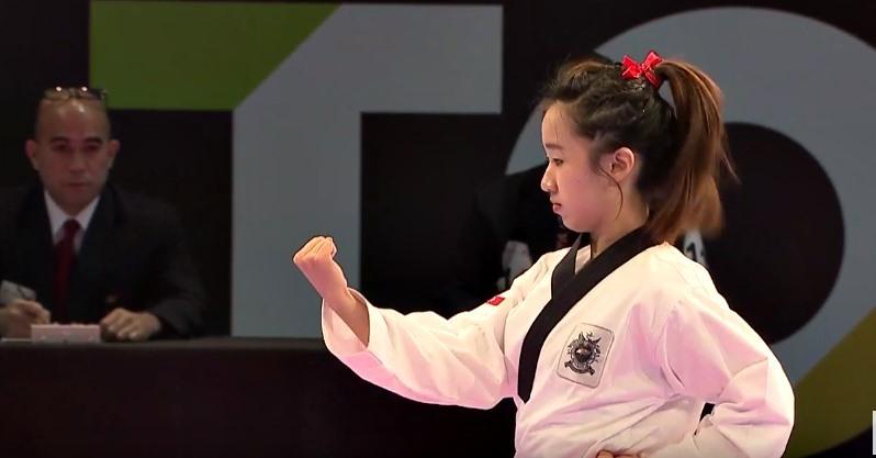 Chelsea Ann Sim Shu Zhen, Taekwondo SEA Games 29, kết quả SEA Games