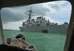 Vén màn bí ẩn tàu chiến Mỹ gặp nạn ở Singapore