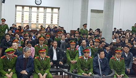 Hà Văn Thắm, Oceanbank, Ngân hàng Đại Dương, PVN, Nguyễn Xuân Sơn