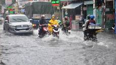 Dự báo thời tiết 28/8: Hai đầu đất nước mưa như trút