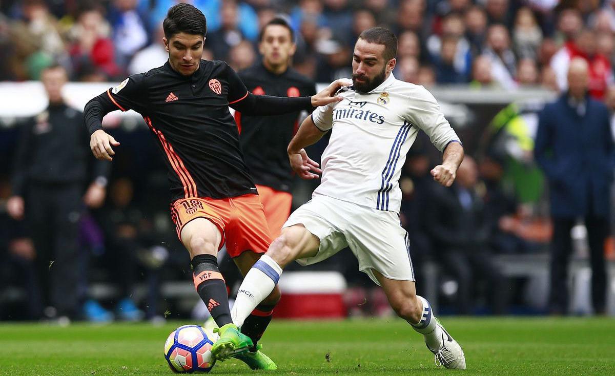 Link xem trực tiếp Real Madrid vs Valencia, 3h15 ngày 28/8