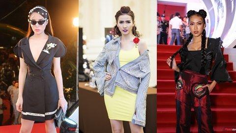Hoa hậu Kỳ Duyên 'mất điểm' vì gu thời trang không giống ai