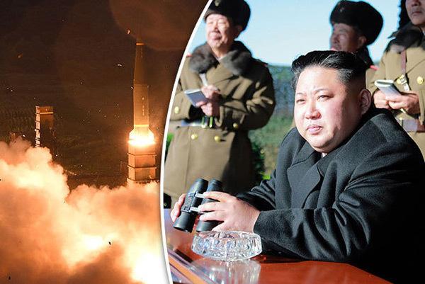Kim Jong Un thề 'mài sắc thêm bảo kiếm hạt nhân'