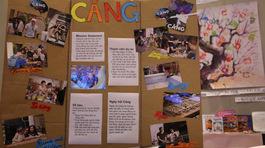 Học sinh trung học thi làm dự án xã hội