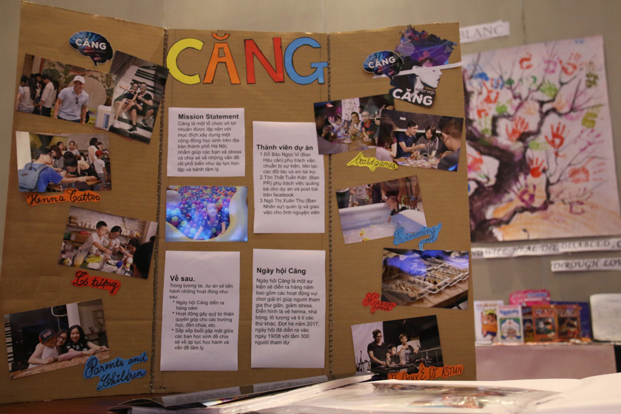 dự án xã hội, hoạt động ngoại khóa, du học, du học Mỹ, IvyCation