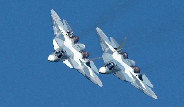 Uy lực siêu chiến cơ biểu tượng sức mạnh quân sự Nga