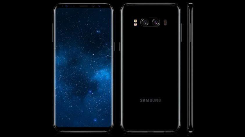 Galaxy S9 là phiên bản nâng cấp của Galaxy Note 8?