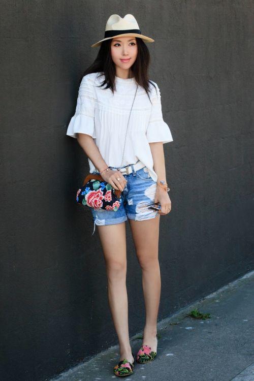 Thời trang nữ đẹp trong ngày hè