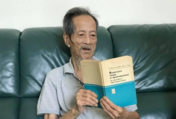 Người thầy dạy toán của nhiều thế hệ học sinh sinh viên qua đời ở tuổi 82