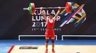 Video phần thi giúp Thạch Kim Tuấn ẵm vàng SEA Games