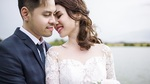 Yêu nhau qua mạng xã hội, cặp đôi Việt Kiều kết hôn sau 3 tháng gặp mặt