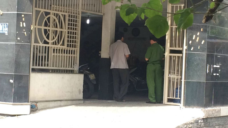 Nam thanh niên bị đâm chết trước bãi xe khu trọ ở Sài Gòn