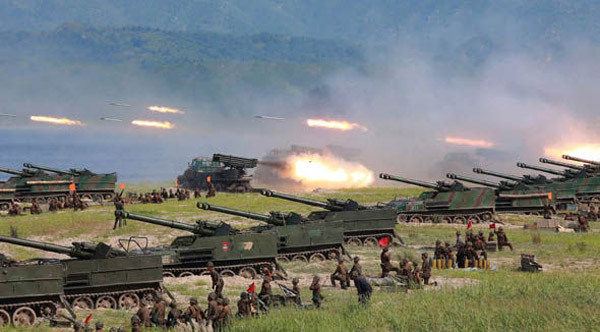 Triều Tiên cấp tập thử tên lửa, điều gì sẽ xảy ra?