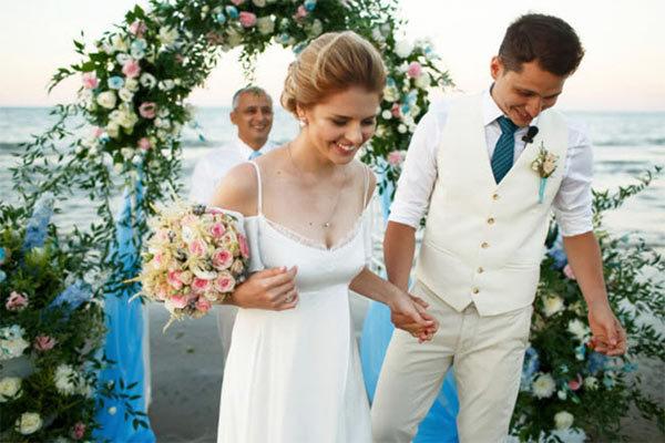 Những địa điểm tổ chức đám cưới 'chất nhất quả đất'