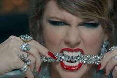 Ca khúc 'chửi xéo' của Taylor Swift gây bão với lượt xem kỷ lục