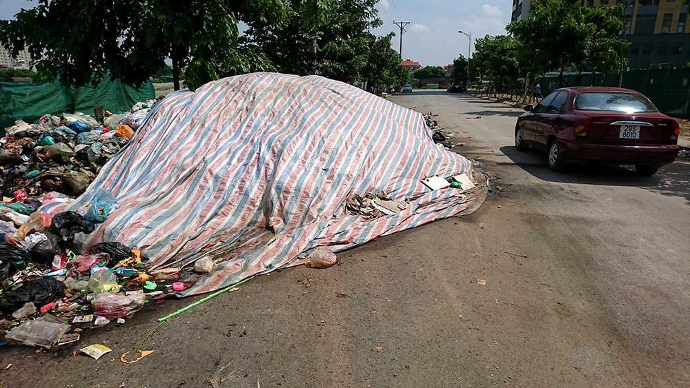 rác thải, ô nhiễm môi trường, môi trường, Hà Nội