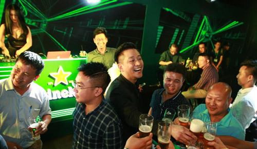 'The World of Heineken' Hà Nội vén màn vị bia tuyệt hảo