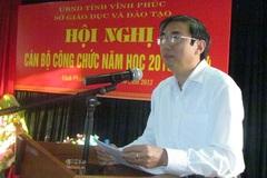 Vĩnh Phúc: Con Giám đốc sở được quy hoạch làm Phó giám đốc