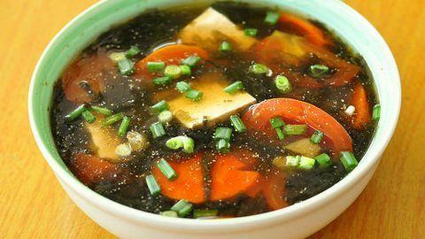 Món ăn giúp giảm cân nhanh chóng từ rong biển