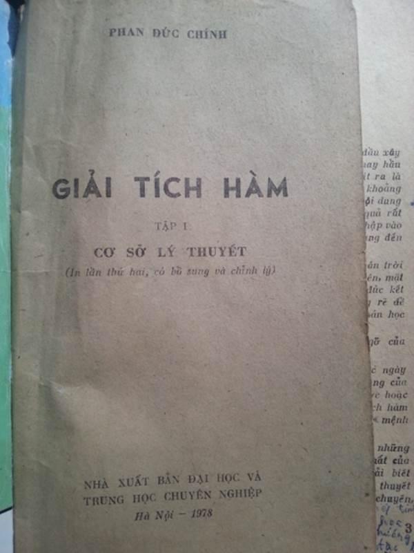 Nhà toán học 'vô hạn chiều' Phan Đức Chính