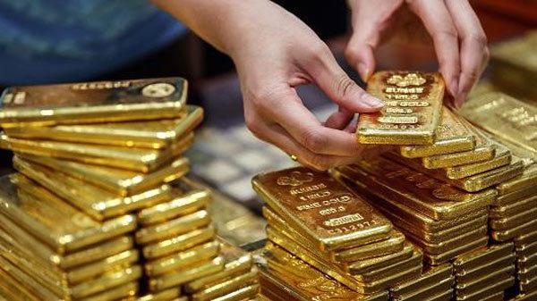 Giá vàng hôm nay 29/8: Tăng vọt và chiếm đỉnh mới