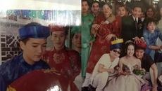 Lộ ảnh Hoài Linh, Đàm Vĩnh Hưng bê tráp cưới