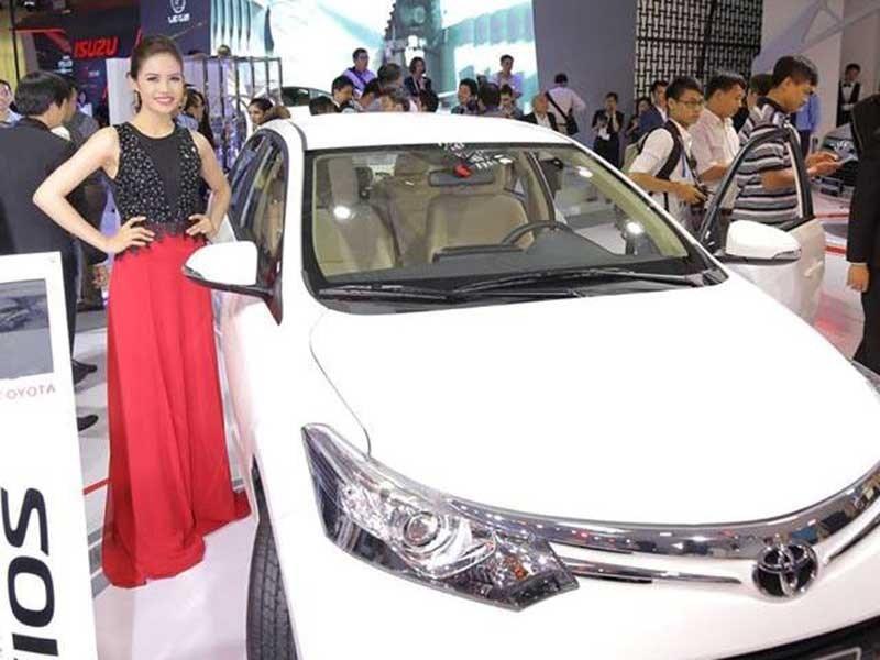 ô tô Toyota, Toyota Vios, Toyota Yaris, lỗi túi khí, triệu hồi, thu hồi xe