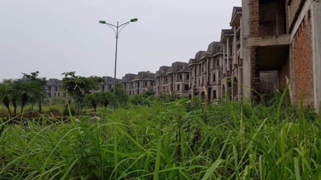 quy hoạch đô thị, dự án bỏ hoang, khu đô thị, thu hồi dự án, thu hồi đất, thanh tra đất đai