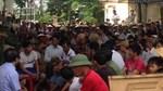 Hoãn sáp nhập trường ở Thanh Hóa vì hàng trăm người dân phản đối