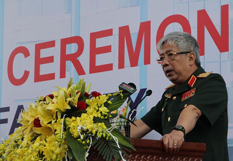 Quan hệ quốc phòng Việt Nam - Hoa Kỳ đã có bước phát triển mạnh mẽ