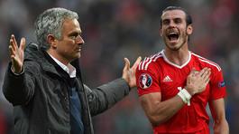 Bale bỏ Real theo Mourinho: Về MU để được yêu!