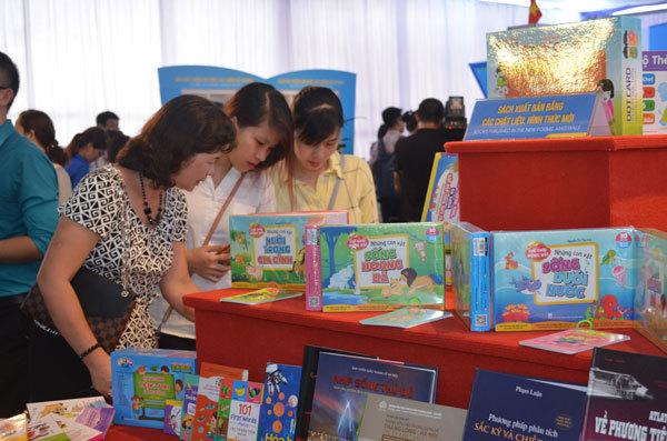 Hội chợ sách Quốc tế thu hơn 10 tỷ