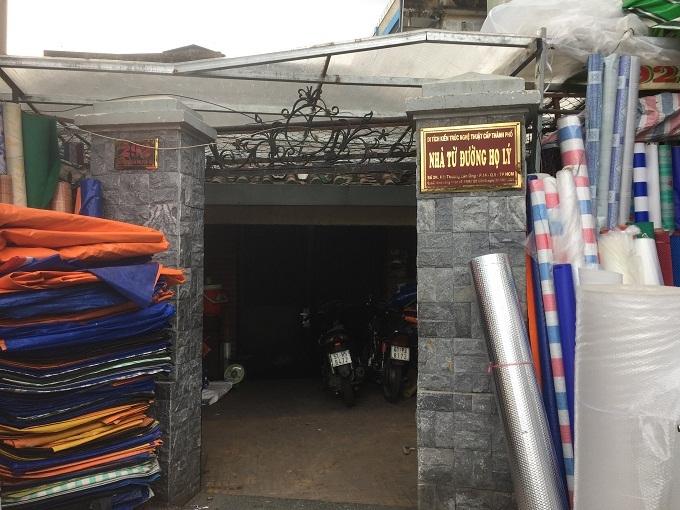 Khu mộ cổ của bá hộ giàu nhất Sài Gòn xưa
