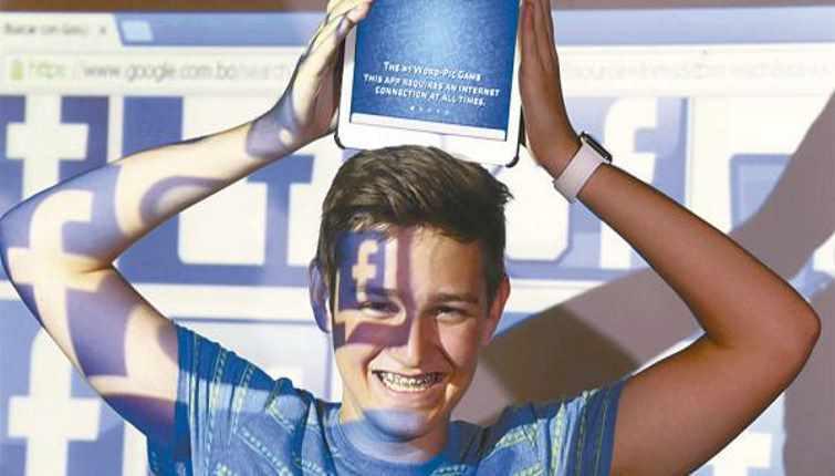 Thần đồng lập trình 13 tuổi rời bỏ Facebook để gia nhập Google
