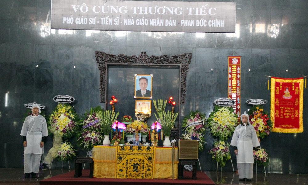 toán học, NGND Phan Đức Chính, Olympic toán học