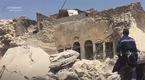Không khí ghê rợn trong 'thành trì' của IS