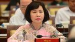 Bà Hồ Thị Kim Thoa muốn nghỉ việc ở Bộ Công Thương