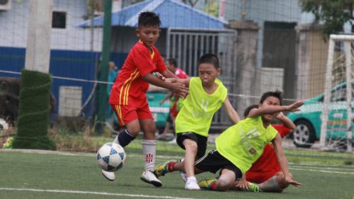 Lotteria Cup khu vực Hải Phòng: tôn vinh tinh thần Fair Play