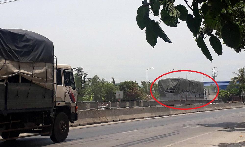 CSGT, vi phạm giao thông, Nghệ An, chạy ngược chiều