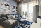 Bí quyết trang trí nội thất giúp căn hộ nhỏ trở nên rộng rãi và thoáng mát hơn