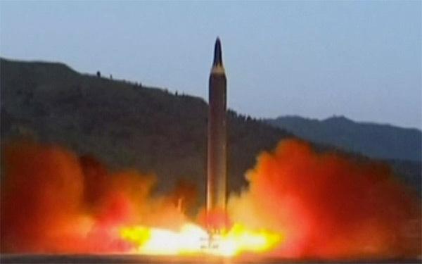 Tình hình Triều Tiên mới nhất, tên lửa Triều Tiên, Kim Jong Un