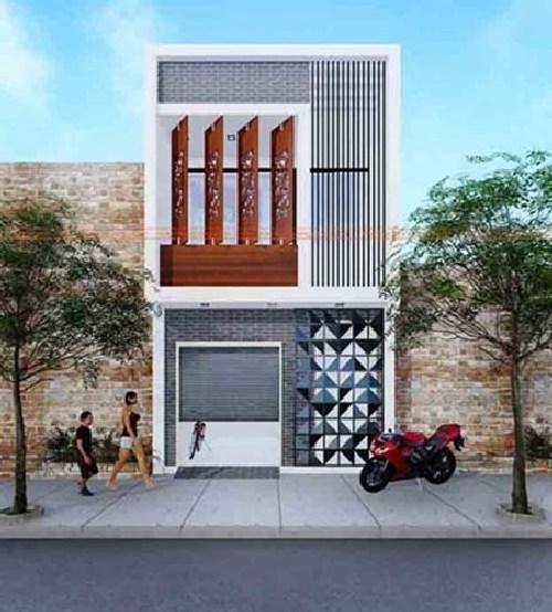 nhà đẹp, nhà 2 tầng, thiết kế, nội thất