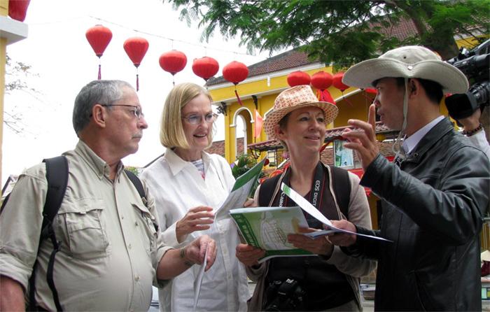 ngành du lịch, du lịch Việt Nam, chuyên nghiệp, sản phẩm du lịch