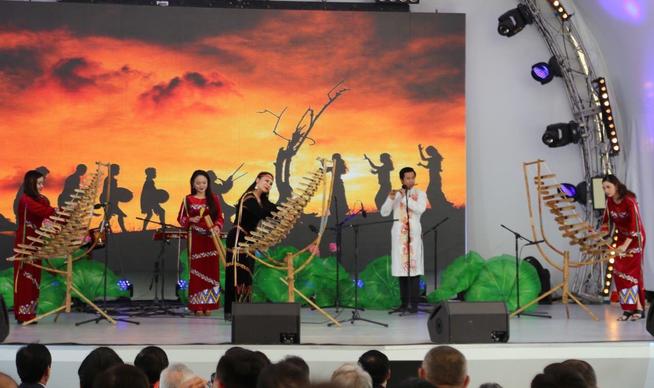 EXPO 2017, Ngày Quốc gia Việt Nam
