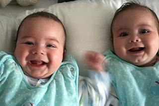 Cặp song sinh khác cha đầu tiên ở Việt Nam