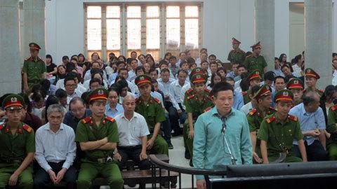 Hứa Thị Phấn, Hà Văn Thắm, Phạm Công Danh, VNCB, Ngân hàng Đại Tín,