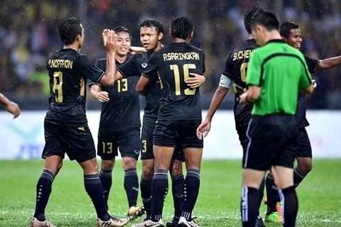 U22 Malaysia 0-1 U22 Thái Lan